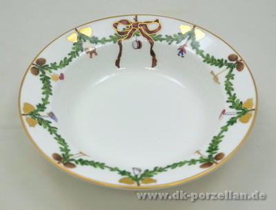 Star fluted Christmas - Suppenteller 17cm
